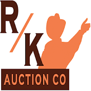 R/K Auction Co. Logo