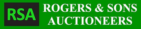 Rogers & Sons Auctioneers Logo