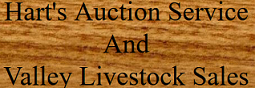 Hart's Auction Service Logo