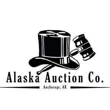 Alaska Auction Company Logo
