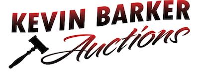 Kevin Barker Auctions Logo