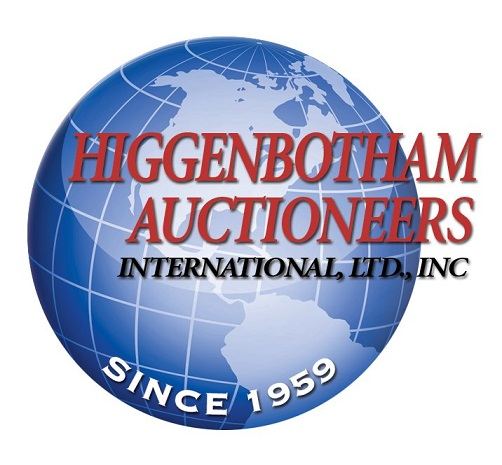 Higgenbotham Auctioneers International Ltd, Inc Logo