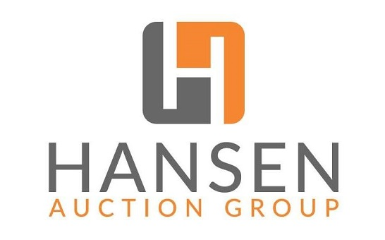 Hansen Auction Group Logo