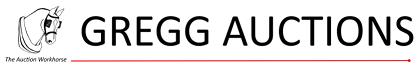 Gregg Auctions Logo
