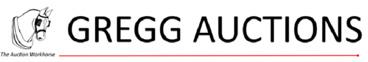 Gregg Auctions Logo