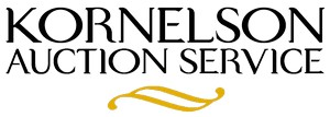 Kornelson Auction Service Logo