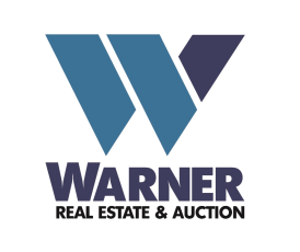 Warner Real Estate & Auction Logo