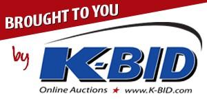 K-BID Online Auctions Logo