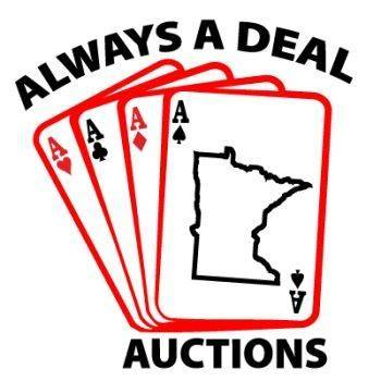 Always-A-Deal Auctions Logo