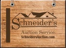 Schneider's Auction Service Logo