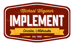 Michael Wegener Implement & Cornlea Iron Auctions Logo