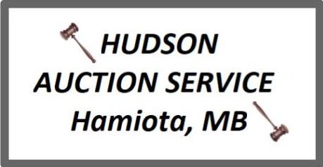 Hudson Auction Service Logo
