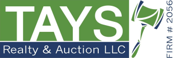 Tays Auction & Realty LLC Logo