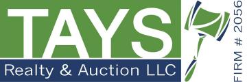 Tays Auction & Realty LLC Logo