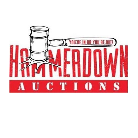 Hammerdown Auctions Logo