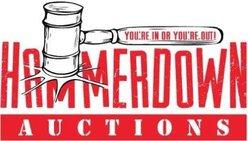 Hammerdown Auctions Logo