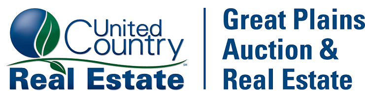 United Country Great Plains Auction & Real Estate Logo