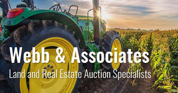 Webb & Associates - Auctioneers & Appraisers Logo
