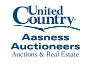United Country Aasness Auctioneers Logo