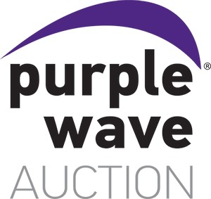 Purple Wave Auction Logo