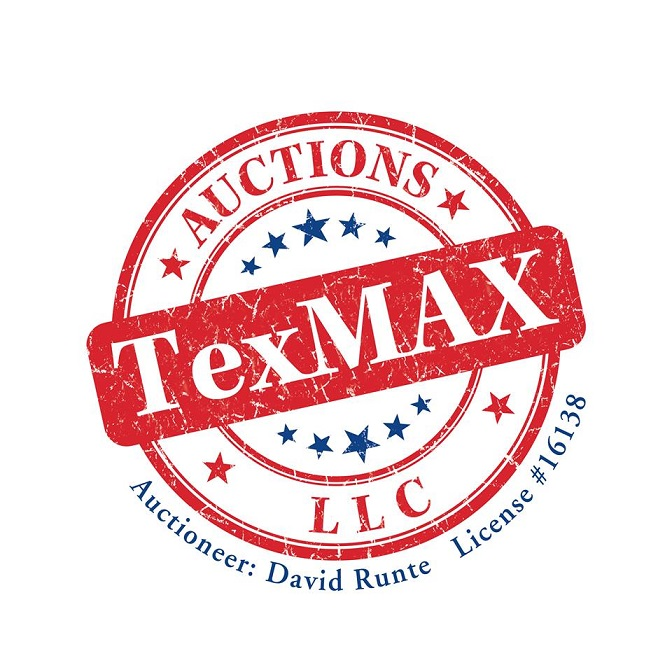 TexMAX Auctions LLC Logo